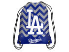 Los Angeles Dodgers Forever Collectibles Women's Chevron Drawstring Backpack Luggage, Backpacks & Bags
