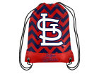 St. Louis Cardinals Forever Collectibles Women's Chevron Drawstring Backpack Luggage, Backpacks & Bags