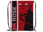 Chicago Bulls Derrick Rose Forever Collectibles Player Elite Drawstring Backpack Luggage, Backpacks & Bags