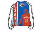 Oklahoma City Thunder Kevin Durant Forever Collectibles Player Elite Drawstring Backpack Luggage, Backpacks & Bags