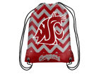 Washington State Cougars Forever Collectibles Women's Chevron Drawstring Backpack Luggage, Backpacks & Bags