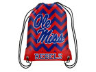 Mississippi Rebels Forever Collectibles Women's Chevron Drawstring Backpack Luggage, Backpacks & Bags