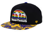 Denver Nuggets '47 NBA HWC Kulima '47 Snapback Cap Adjustable Hats