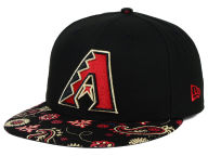 New Era MLB Paisley Time 59FIFTY Cap Fitted Hats