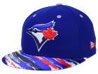 Toronto Blue Jays New Era MLB 90s Action Print 59FIFTY Cap Fitted Hats
