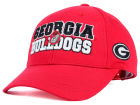 Georgia Bulldogs Top of the World NCAA Teamwork Cap Adjustable Hats