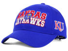 Kansas Jayhawks Top of the World NCAA Teamwork Cap Adjustable Hats