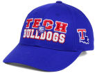 Louisiana Tech Bulldogs Top of the World NCAA Teamwork Cap Adjustable Hats