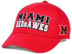 Miami (Ohio) Redhawks Top of the World NCAA Teamwork Cap Adjustable Hats