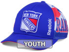 New York Rangers Reebok NHL 2014-2015 Youth Playoff Hat Adjustable Hats