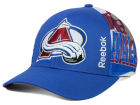 Colorado Avalanche Reebok NHL 2014-2015 Playoff Hat Adjustable Hats