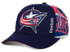 Columbus Blue Jackets Reebok NHL 2014-2015 Playoff Hat Adjustable Hats