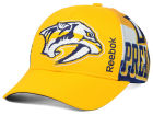 Nashville Predators Reebok NHL 2014-2015 Playoff Hat Adjustable Hats