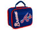 Atlanta Braves Concept One Sacked Lunch Bag Collectibles