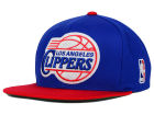 Los Angeles Clippers Mitchell and Ness NBA XL Logo Snapback Cap Hats
