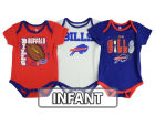 Buffalo Bills Outerstuff NFL Infant 3 Point Spread Body Suit Set Infant Apparel