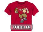 San Francisco 49ers Outerstuff NFL Toddler Football Dreams T-Shirt T-Shirts
