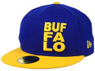 Buffalo Bisons New Era Branded 2015 Cities 59FIFTY Cap Fitted Hats