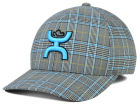 HOOey Azul Flex Hat Stretch Fitted Hats