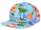 Los Angeles Angels of Anaheim New Era MLB All Tropical 9FIFTY Snapback Cap Adjustable Hats