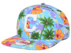 Cleveland Indians New Era MLB All Tropical 9FIFTY Snapback Cap Adjustable Hats