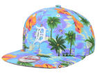 Detroit Tigers New Era MLB All Tropical 9FIFTY Snapback Cap Adjustable Hats