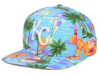Kansas City Royals New Era MLB All Tropical 9FIFTY Snapback Cap Adjustable Hats