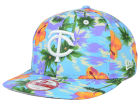 Minnesota Twins New Era MLB All Tropical 9FIFTY Snapback Cap Adjustable Hats