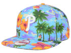 Philadelphia Phillies New Era MLB All Tropical 9FIFTY Snapback Cap Adjustable Hats