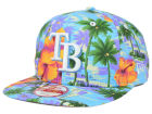 Tampa Bay Rays New Era MLB All Tropical 9FIFTY Snapback Cap Adjustable Hats