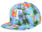 Texas Rangers New Era MLB All Tropical 9FIFTY Snapback Cap Adjustable Hats