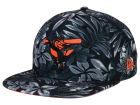 Baltimore Orioles New Era MLB Night Tropic 9FIFTY Snapback Cap Adjustable Hats