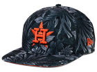 Houston Astros New Era MLB Night Tropic 9FIFTY Snapback Cap Adjustable Hats