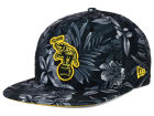 Oakland Athletics New Era MLB Night Tropic 9FIFTY Snapback Cap Adjustable Hats