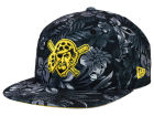Pittsburgh Pirates New Era MLB Night Tropic 9FIFTY Snapback Cap Adjustable Hats