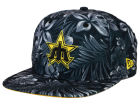 Seattle Mariners New Era MLB Night Tropic 9FIFTY Snapback Cap Adjustable Hats