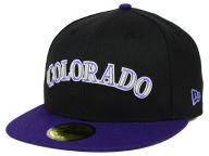 New Era MLB Under City 59FIFTY Cap Fitted Hats