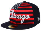Chicago White Sox New Era MLB Big Merica 59FIFTY Cap Fitted Hats