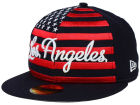 Los Angeles Dodgers New Era MLB Big Merica 59FIFTY Cap Fitted Hats