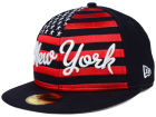 New York Yankees New Era MLB Big Merica 59FIFTY Cap Fitted Hats