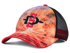 San Diego State Aztecs Game NCAA Brilliant Mesh Hat Adjustable Hats