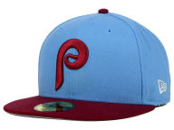 New Era MLB Cooperstown 2 Tone 59FIFTY Cap Fitted Hats
