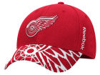 Detroit Red Wings Reebok NHL 2015 Draft Flex Cap Stretch Fitted Hats
