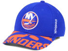 New York Islanders Reebok NHL 2015 Draft Flex Cap Stretch Fitted Hats