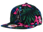 Los Angeles Angels of Anaheim New Era MLB Pop Trop 9FIFTY Snapback Cap Adjustable Hats