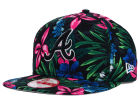Atlanta Braves New Era MLB Pop Trop 9FIFTY Snapback Cap Adjustable Hats