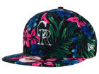 Colorado Rockies New Era MLB Pop Trop 9FIFTY Snapback Cap Adjustable Hats