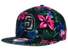 San Diego Padres New Era MLB Pop Trop 9FIFTY Snapback Cap Adjustable Hats