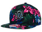 Washington Nationals New Era MLB Pop Trop 9FIFTY Snapback Cap Adjustable Hats