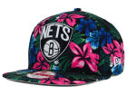 Brooklyn Nets New Era NBA HWC Pop Trop 9FIFTY Snapback Cap Adjustable Hats